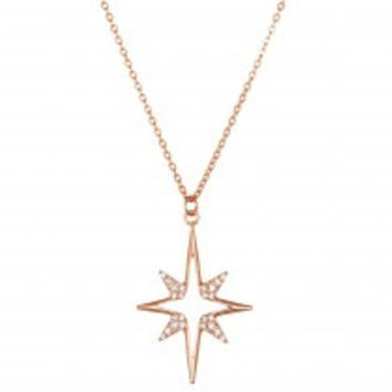 Northern Lights Star Necklace