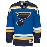 St. Louis Blues Premier Replica Home NHL Hockey Jersey