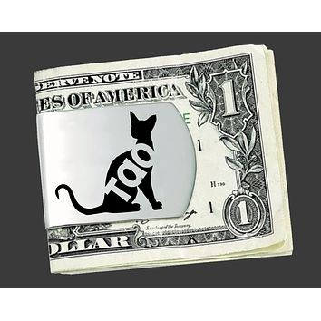 Siamese Money Clip | Gifts for Men