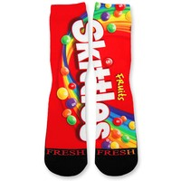Skittles Custom Athletic Fresh Socks