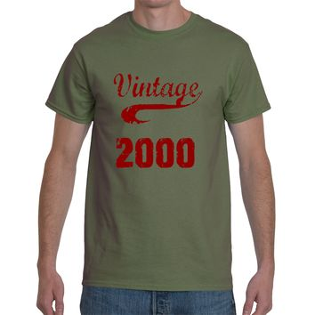 Vintage 2000 | Ultra Cotton® Unisex T Shirt | Underground Statements