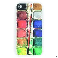 Water Color Set Ammb For iPhone 5 / 5S / 5C Case