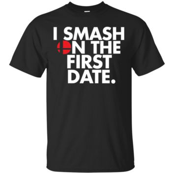 I Smash On The First Date Gamer TShirt Hoodie