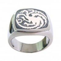 Game of Thrones Targaryen Ring | _ Shows _ Game of Thrones | HBO Shop - View All