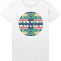 Vampire Weekend T-Shirt - Modern Hipster Pattern Indie Rock Music Shirt Sweatshirt - Mens / Womens
