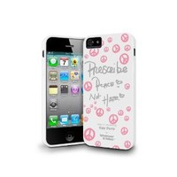 Whatever It Takes Premium Gel Shell for iPhone 5 - Katy Perry (white) WUSIP5GKP03