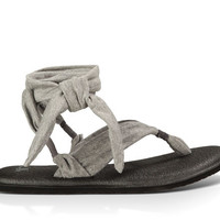 Sanuk® Official | Women's Yoga Slinged Up Sandals | Sanuk.com