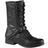 Call It Spring™ Lace-Up Combat Boots