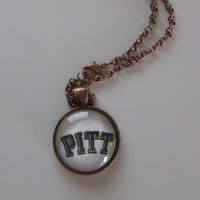 Pitt Necklace Pitt University Pendant