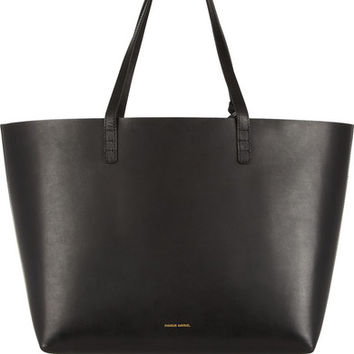 Mansur Gavriel | Large leather tote | NET-A-PORTER.COM