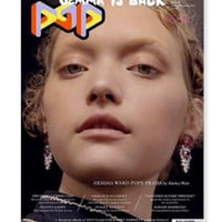 POP, Issue 32 - S/S 2015