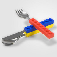 Snack & Stack Utensil Set