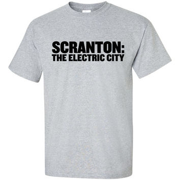 Scranton: The Electric City T-Shirt