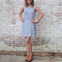 Buddy Love Ships Ahoy Dress