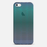 Ocean (on Charcoal Case) iPhone 5s case by Lyle Hatch | Casetify