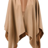 Burberry Oversized Shawl - Stefania Mode - Farfetch.com