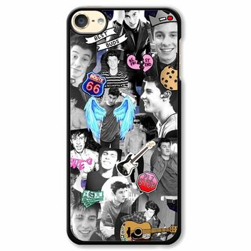 Shawn Mendes Collage 2 1 iPod Touch 6 Case