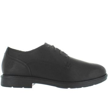 DCCKIN4 Timberland Earthkeepers Carter Oxford Notch - Waterproof Black Leather Oxford