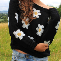 Daisy Love Sweater
