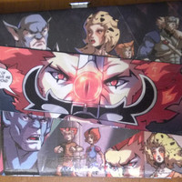 Thundercats Comic Decoupage Wallet