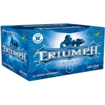 X-Ball Triumph Paintballs - 2000 Count