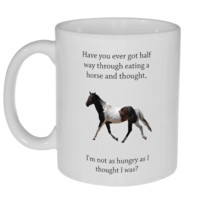 Eat a Horse Failure - Coffee or Tea Mug