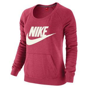nike store nike rally women 39 s sweatshirt from nike. Black Bedroom Furniture Sets. Home Design Ideas