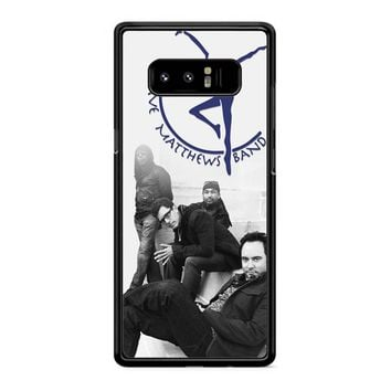 Dave Matthews Band Samsung Galaxy Note 8 Case