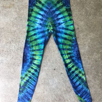Tie Dye - Leggings - Small