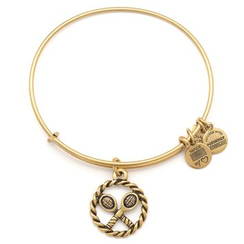 Game, Set, Match Charm Bangle