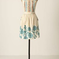 Dotty Match Apron - Anthropologie.com