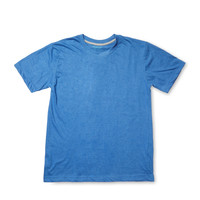 Bottoms Out Men's Cotton T-Shirt - Light/Pastel Blue -