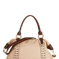 ModCloth Beige to Differ Bag