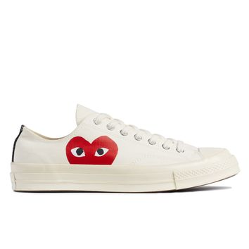 Play Converse Chuck Taylor All Star '70 Low (White)