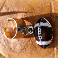 Football Ear cuff, Sports, Teams, Are you Ready for Some Football,