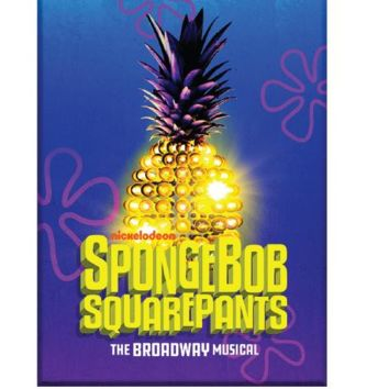 Spongebob Squarepants The Musical Magnet