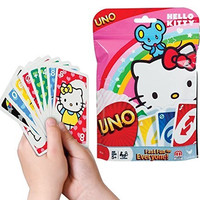 Toysmith Hello Kitty Uno Cards