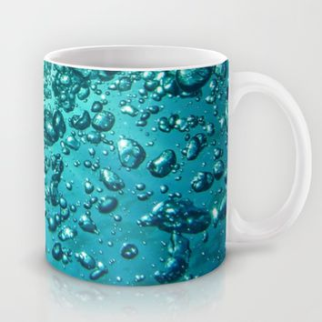 Under Water Mug by Oksana Smith