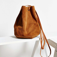 Kimchi Blue Suede Bucket Crossbody Bag - Urban Outfitters