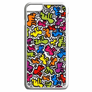 Keith Haring Pop FOR IPHONE 6 PLUS CASE**AP*