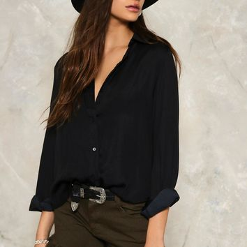 ANNA EMBROIDERED BLOUSE