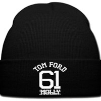TOM FORD 61 MOLLY beanie knit hat
