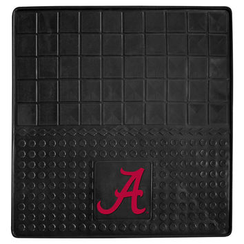 Alabama Crimson Tide NCAA Vinyl Cargo Mat (31x31)