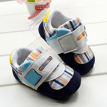 Baby Boy First Walkers Shoes S Casual Toddler First Walkers 3-12 Months  SM6