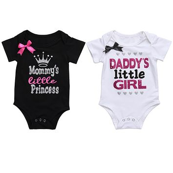 Mommy/Daddy's Princess Onesuit