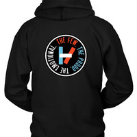 Twenty One Pilots The Few The Proud The Emotional Logo Hoodie Two Sided