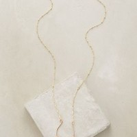 Waikiki Pendant Necklace by Anthropologie in Gold Size: One Size Necklaces