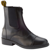 Ladies' Saxon Equi-Leather™ Zip Paddock Boot | Dover Saddlery