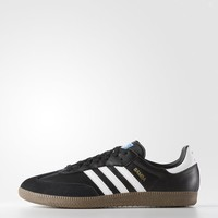 adidas Samba Shoes - Black | adidas US