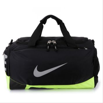 NIKE new men and women handbag shoulder fitness backpack bag F0488-1 black